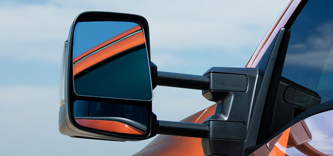 Extendable Tow Mirrors