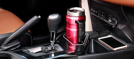 Improved cup holders
