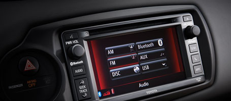 Bluetooth® hands-free phone capabilities & music streaming
