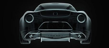 2016 Alfa Romeo 4C Coupe Supercar Agility
