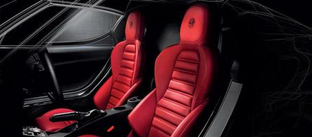 2016 Alfa Romeo 4C Coupe Driver Centric Design