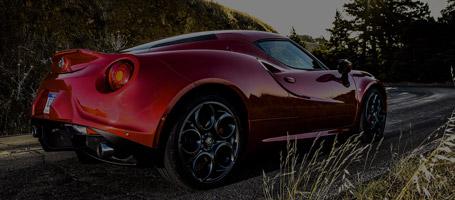2016 Alfa Romeo 4C Coupe Race Inspired Performance