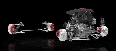 2016 Alfa Romeo 4C Coupe Advanced Control