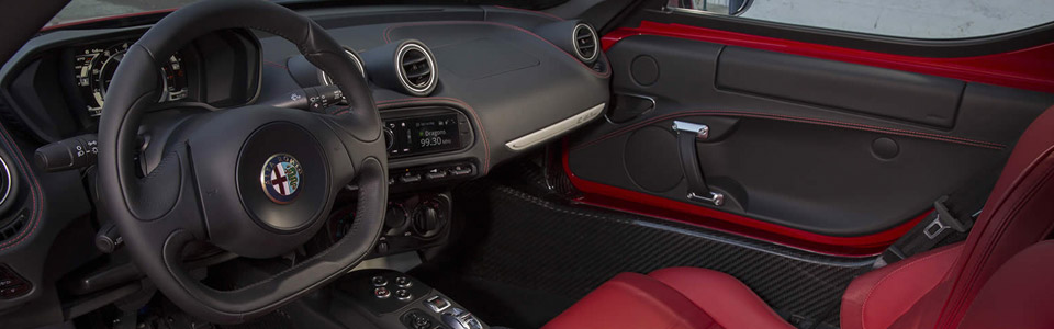 2016 Alfa Romeo 4C Coupe Warranty