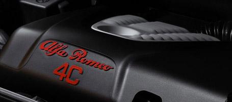 2016 Alfa Romeo 4C Spider Acceleration