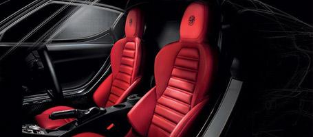 2016 Alfa Romeo 4C Spider Driver-Centric Design