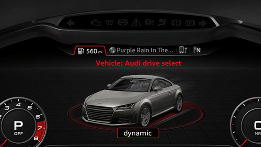drive select