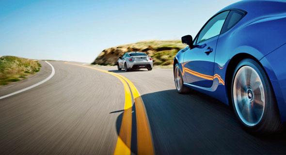 2016 Subaru BRZ RWD