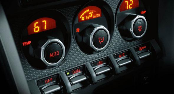 2016 Subaru BRZ Climate Control