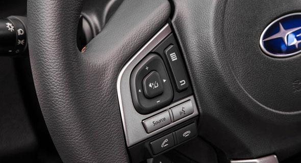 2016 Subaru Crosstrek Bluetooth