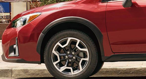 2016 Subaru Crosstrek Capability