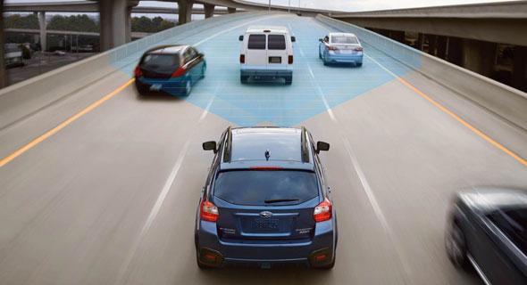 2016 Subaru Crosstrek Eyesight