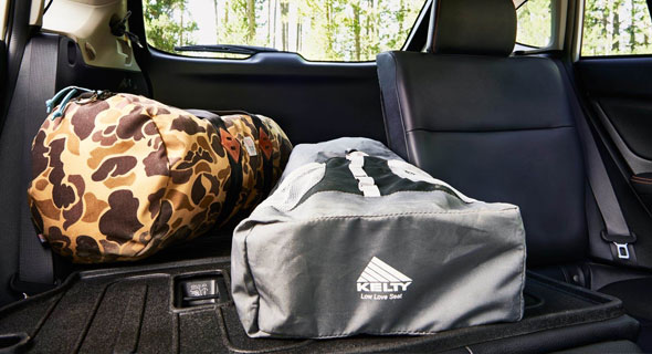 2016 Subaru Crosstrek Flexible Space