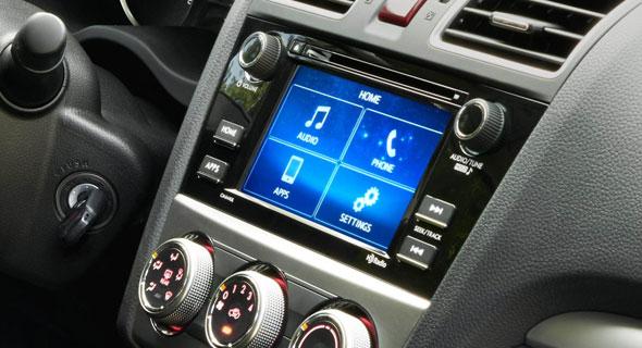 2016 Subaru Crosstrek Starlink