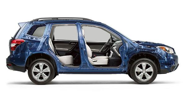 2016 Subaru Forester Frame