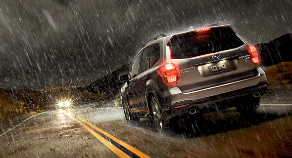 2016 Subaru Forester Ready To React
