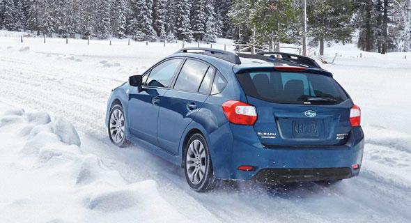 2016 Subaru Impreza All-Weather Package