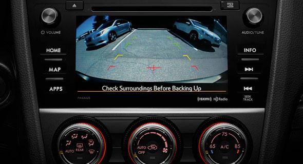 2016 Subaru Impreza Back-up Camera