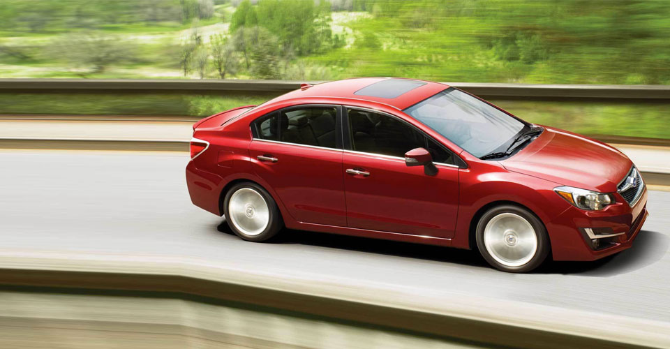 2016 Subaru Impreza Overview image