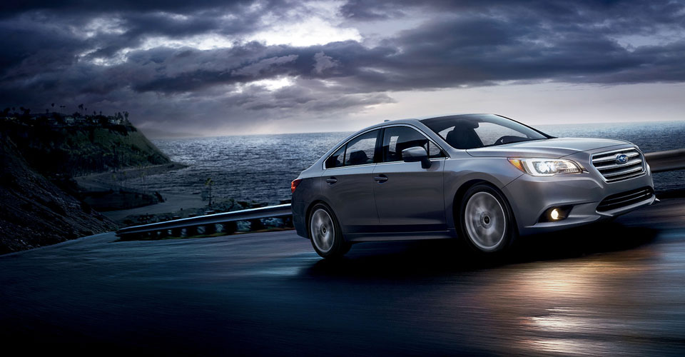 2016 Subaru Legacy Overview Image