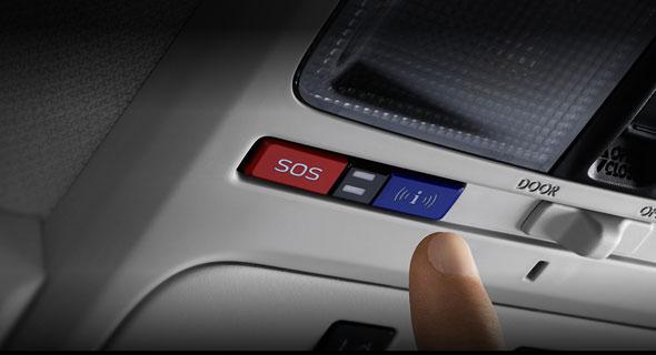 2016 Subaru Outback STARLINK SOS