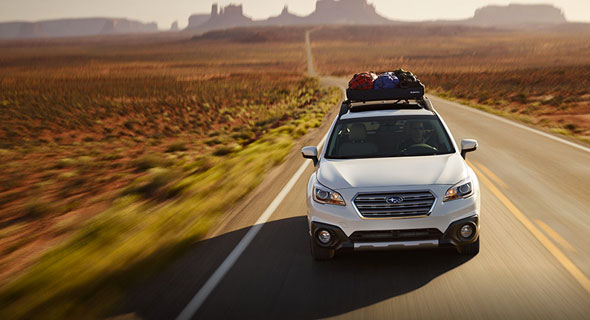 2016 Subaru Outback Transmission