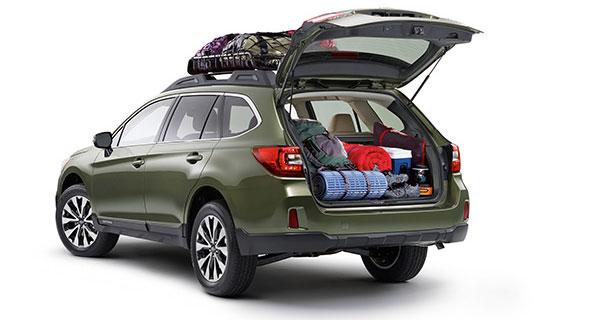2016 Subaru Outback Versatility