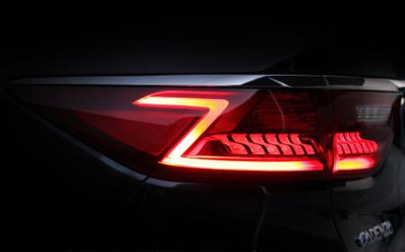 Rear LED Tail Lamps