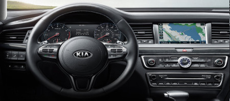 Electronically Controlled 6-Speed Automatic Overdrive with Sportmatic™