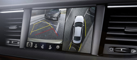 A Surround View Monitor (SVM) For Easier Parking