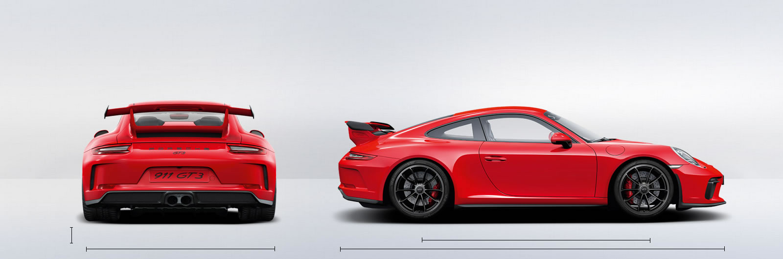 911 GT3 Specifications