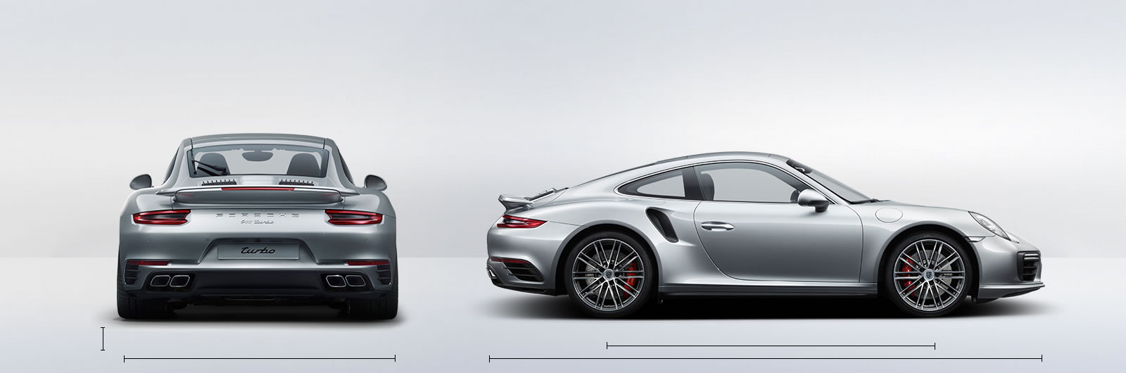 911 Turbo Specifications