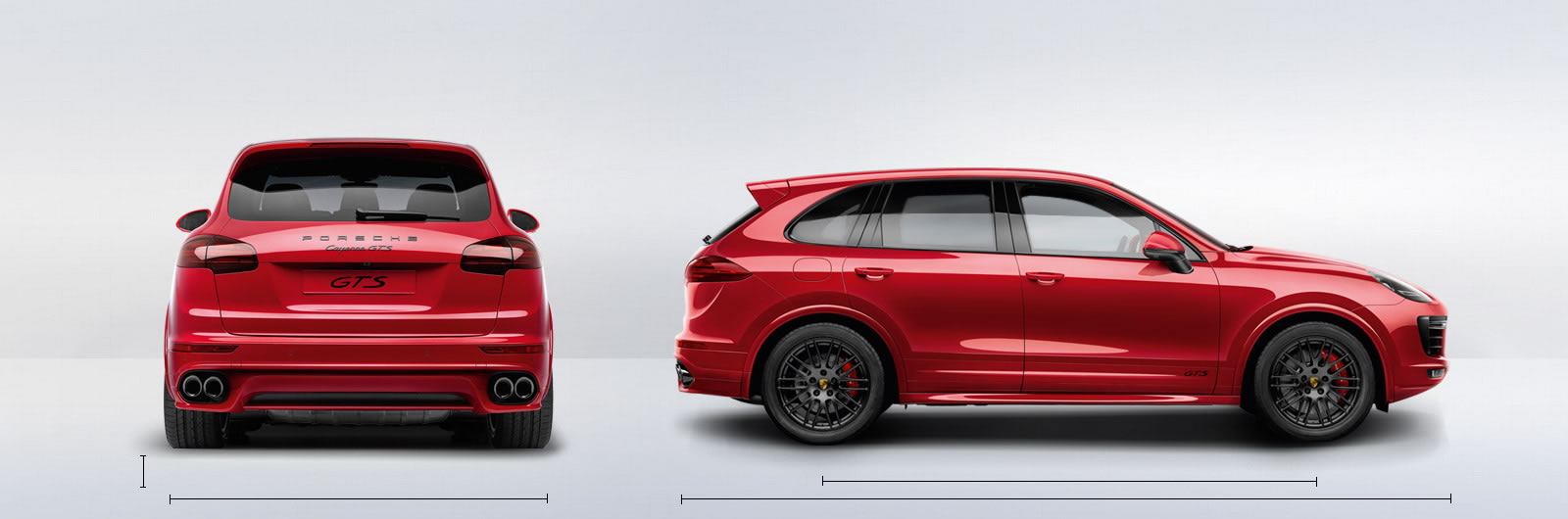 Cayenne GTS Specifications