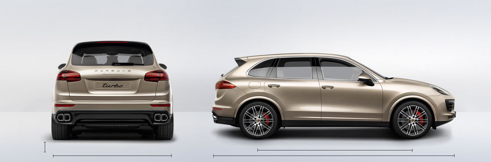 Cayenne Turbo Specifications