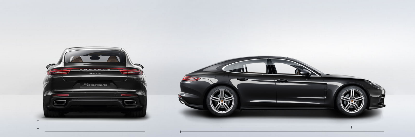 Panamera Specifications