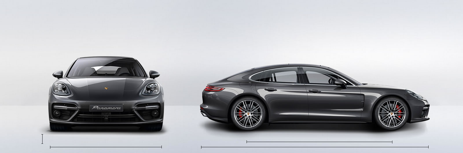 Panamera Turbo Specifications