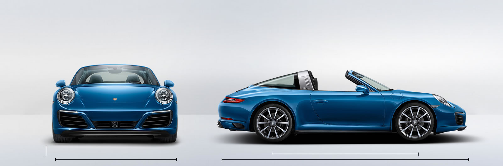 911 Targa 4 Specifications