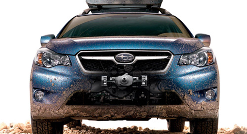 2015 Subaru Crosstrek Boxer Engine