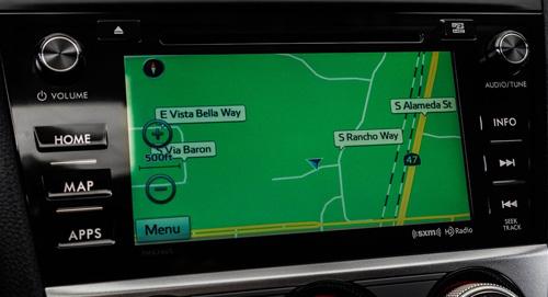 2015 Subaru Crosstrek Boxer GPS