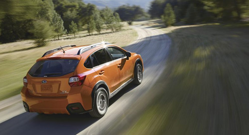 2015 Subaru Crosstrek VEHICLE DYNAMICS CONTROL