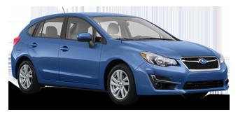 2015 Subaru Impreza 2.0i Premium 5 Door