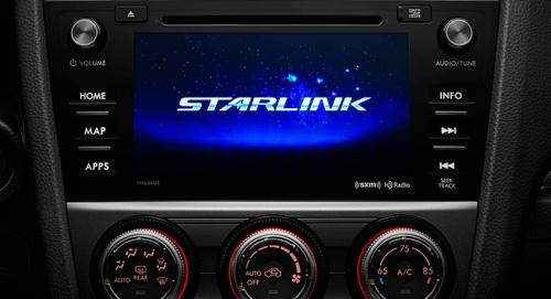 2015 Subaru Impreza Advanced Starlink