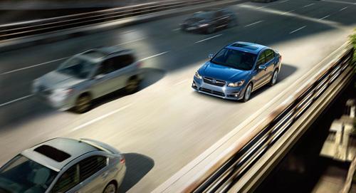 2015 Subaru Impreza Eyesight Technology