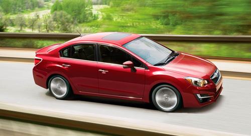 2015-Subaru Impreza Fuel Efficiency