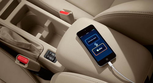 2015 Subaru Impreza GPS Navigation