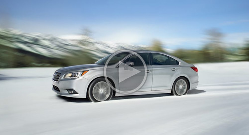 2015 Subaru Legacy AWD Video