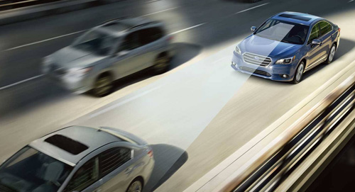 2015 Subaru Legacy Eyesight Technology