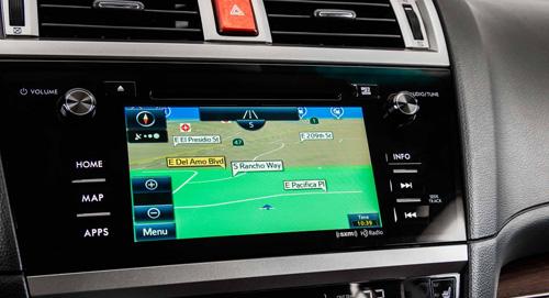 2015 Subaru Legacy GPS