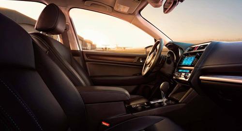 2015 Subaru Legacy Spacious Interior