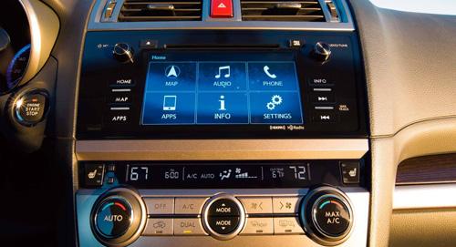 2015 Subaru Legacy Starlink